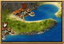 Grepolis ekran görüntüleri - harita